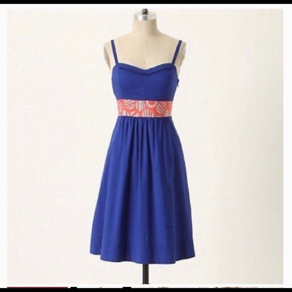 Anthropologie Dresses & Skirts - Anthropologie Dress Edme and Estylle Size 10 euc